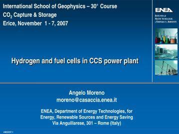 European Hydrogen & Fuel Cell Technology Platform - L'Istituto