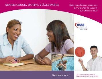 Adolescencia Activa y Saludable - osse