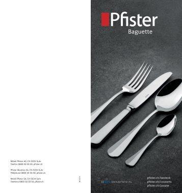 Pfister Baguette
