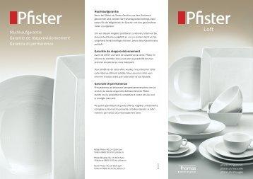 Pfister Loft