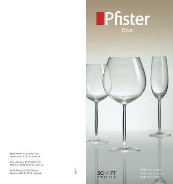 Pfister Diva