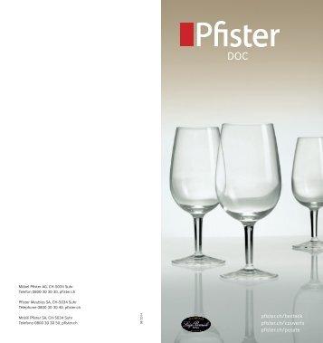 Pfister DOC