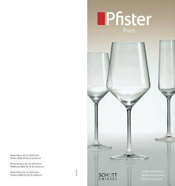 Pfister Pure