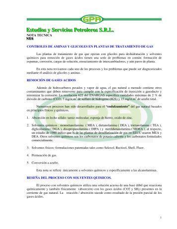 GPA Estudios y Servicios Petroleros SRL - OilProduction.net