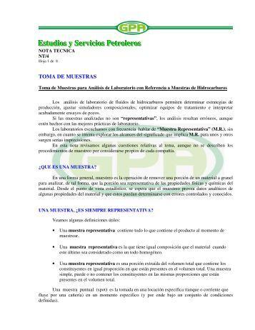 Estudios y Servicios Petroleros - OilProduction.net