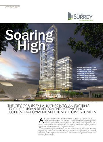 Surrey is Soaring High - City of Surrey