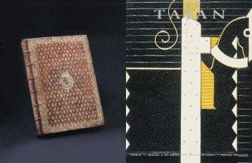Livres anciens et modernes – Collection Druart - Tajan