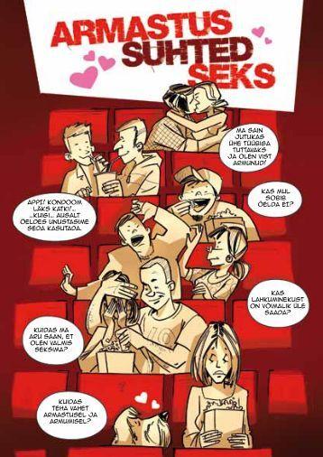 Armastus, suhted, seks - Tartu Ülikooli Kliinikum