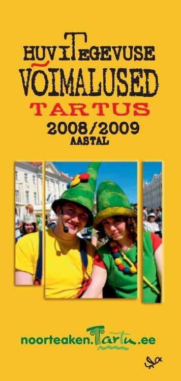 VOIMALUSED - Tartu