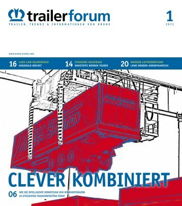 KRONE trailerforum 1-2011
