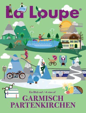LA LOUPE Garmisch-Partenkirchen No. 2 - 2014/2015