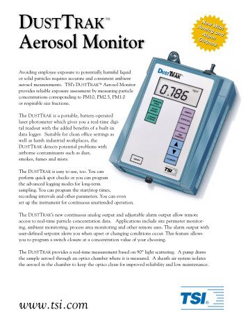 Aerosol Generator 3076 Tsi ManualDownload Free Software