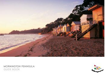 mornington peninsula guiDe BooK - Tourism Victoria
