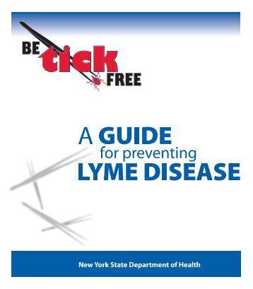 be tick free a guide for preventing lyme disease tattoo design bild. Black Bedroom Furniture Sets. Home Design Ideas