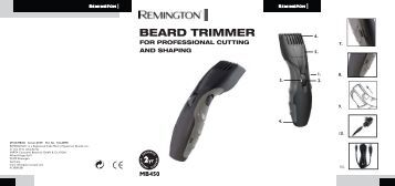 crp288 01 philips beard trimmer comb. Black Bedroom Furniture Sets. Home Design Ideas