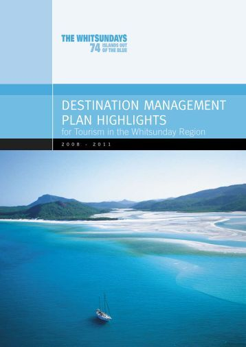sustainable tourism and destination management Sustainable tourism sustainable communities  (2010) sustainable tourism in island destinations  tourist dollars should help to improve management.