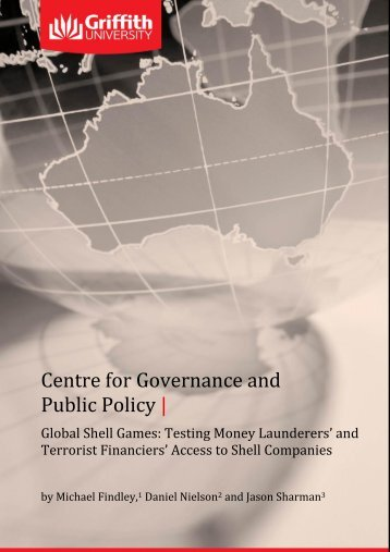 Global Shell Games: Testing Money Launderers - Transparency ...
