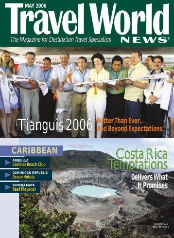 MAY 2006 - Travel World News