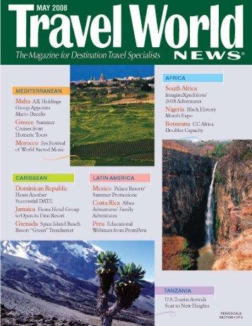 1-0508-Main Book.qxp - Travel World News