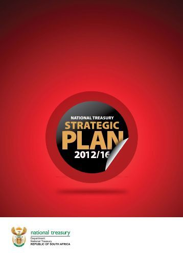 National Treasury Strategic Plan 2012-2016