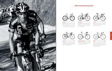 2008 Trek-landevejscykler - Trek Bicycle Corporation