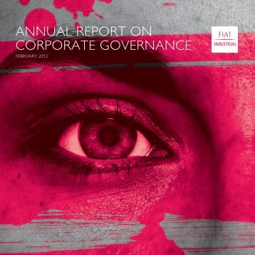 Annual Report on Corporate Governance (February ... - FIAT Industrial