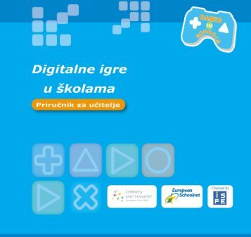 Digitalne igre u školi - Priručnik za učitelje