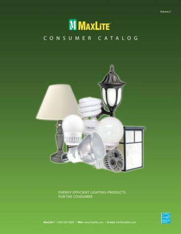 MaxLite Consumer Catalog