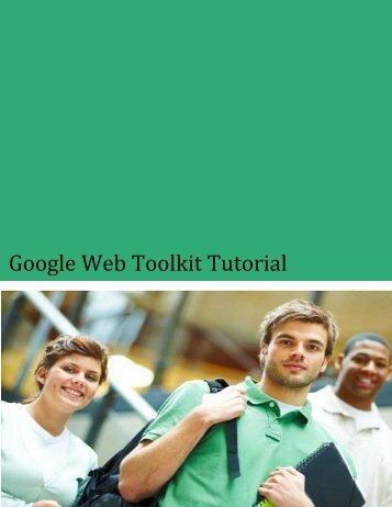 Download GWT Tutorial (PDF Version) - Tutorials Point