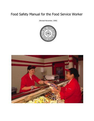 Certified Professional Food Manager Study Guide