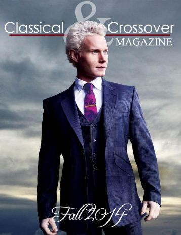 Classical Crossover Magazine, Fall 2014 Issue