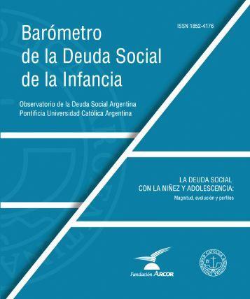 La Deuda Social con la Niñez y la Adolescencia - Universidad ...