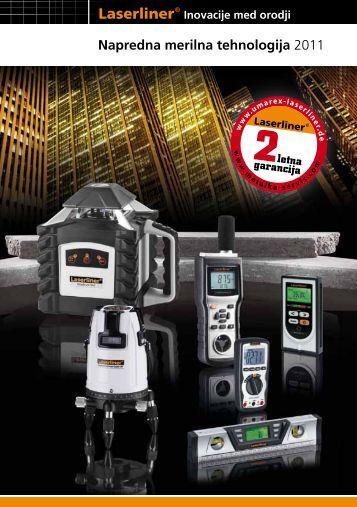 Napredna merilna tehnologija 2011 - Metalka-servis.com