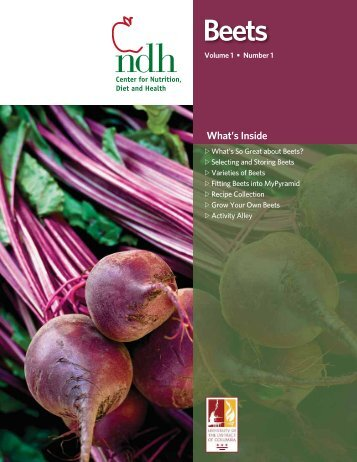 Beets - University of the District of Columbia