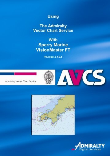 Sperry Marine VisionMaster FT - United Kingdom Hydrographic Office