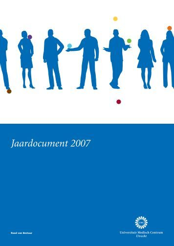 Jaardocument 2007 - UMC Utrecht
