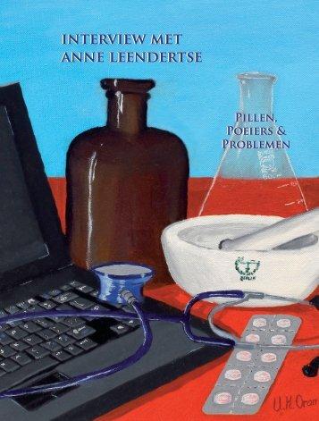 Interview Anne Leendertse - UMC Utrecht