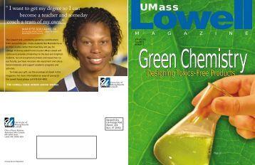 Spring 2005 - University of Massachusetts Lowell