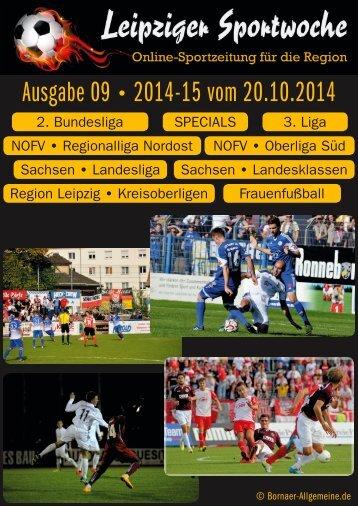 Ausgabe Nr. 09-14-15 vom 20.10.2014