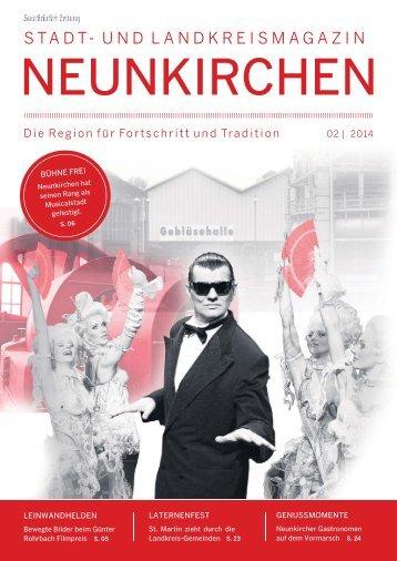 Stadtmagazin Neunkirchen 02|2014