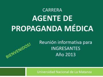 Instructivo Intraconsulta - Universidad Nacional de La Matanza