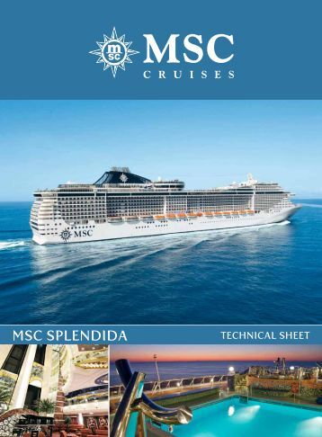 Msc fantasia deck plans for Deckplan msc splendida