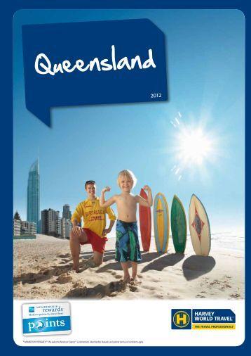 Queensland - Harvey World Travel