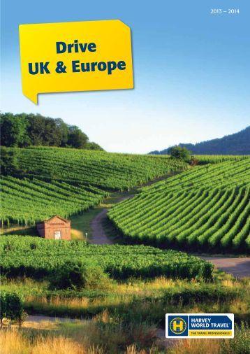 Drive UK & Europe - Harvey World Travel