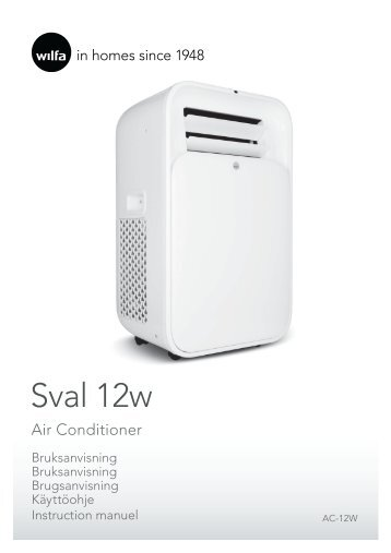 Sval 12w - Wilfa