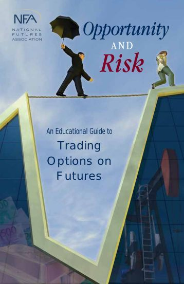 Trading options on futures contracts