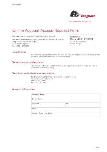 Vpn request form template / Free iphone vpn app