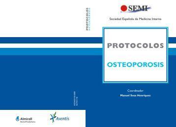 CAPÍTULO I La osteoporosis. Una enfermedad de los internistas