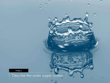 Describe the water supply system