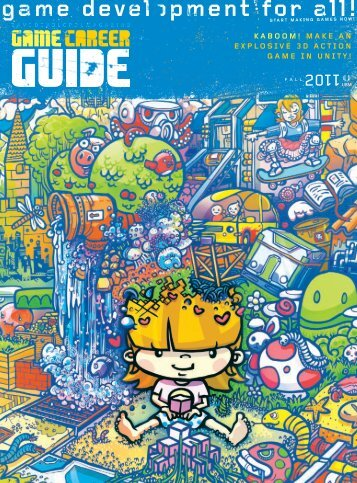 Game Developer - Career Guide, Fall 2011